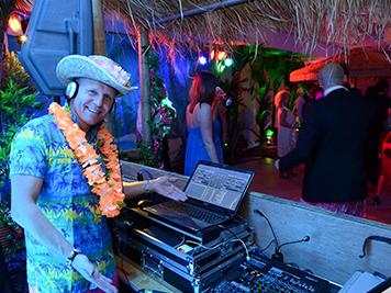 party dj birmingham